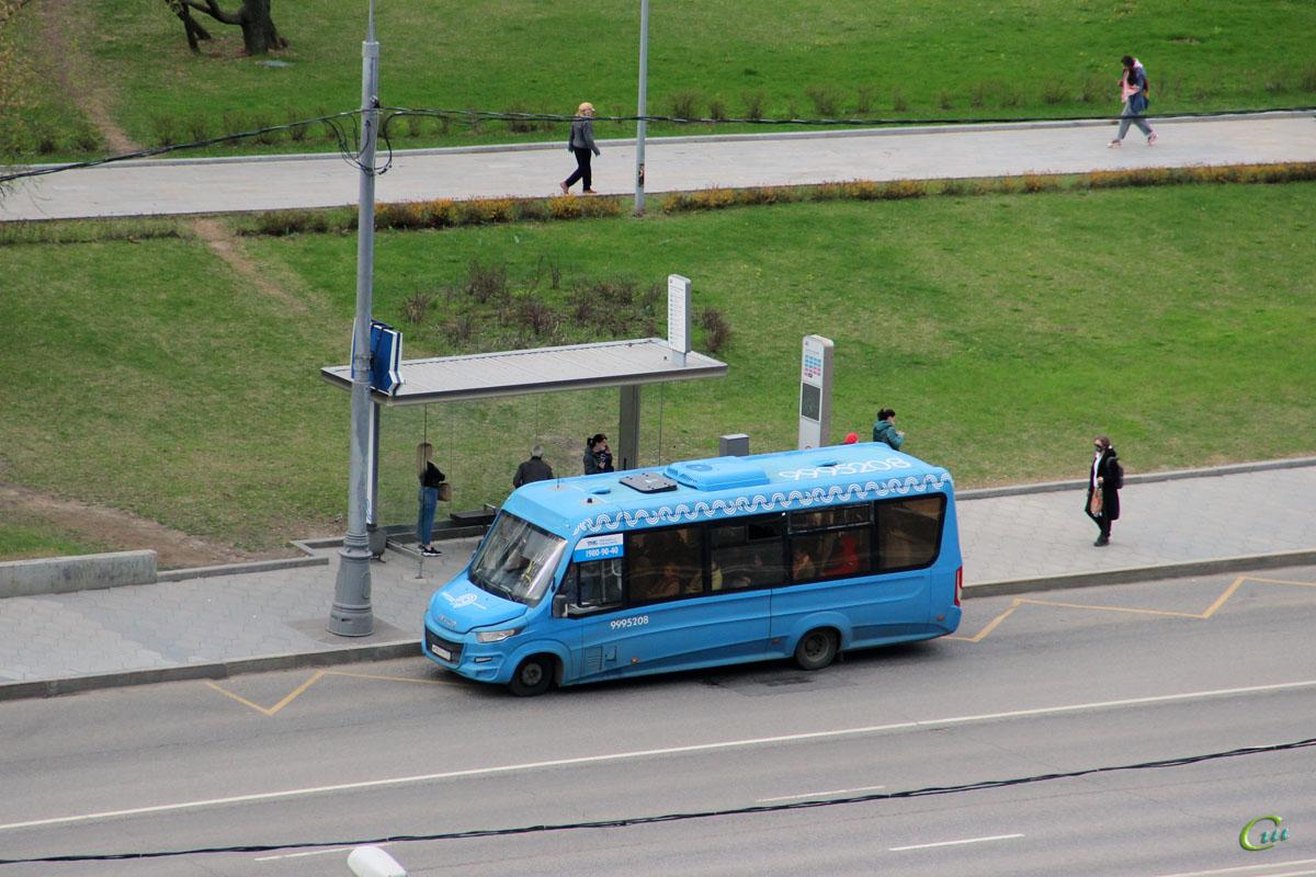 Москва. Нижегородец-VSN700 (IVECO Daily) м187те