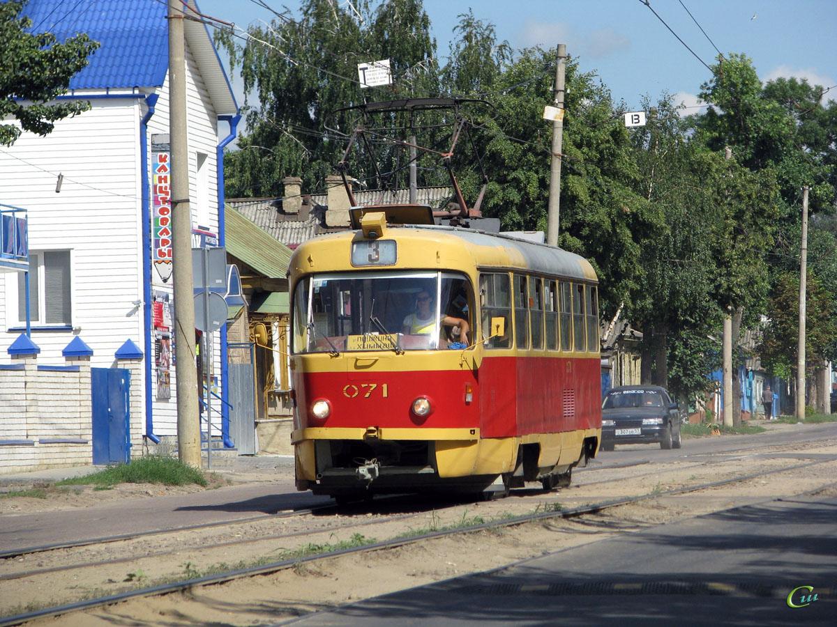 Орёл. Tatra T3SU №071