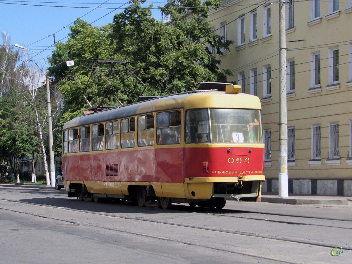 Орёл. Tatra T3SU №064