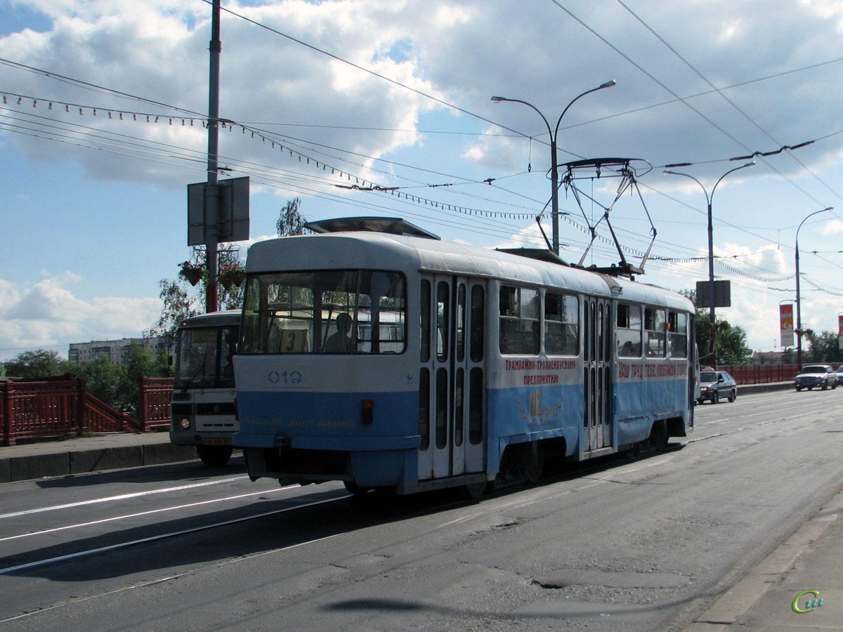 Орёл. Tatra T3SU №019