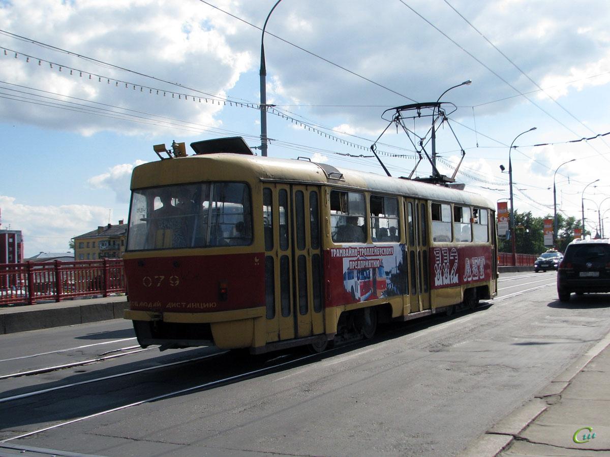 Орёл. Tatra T3SU №079