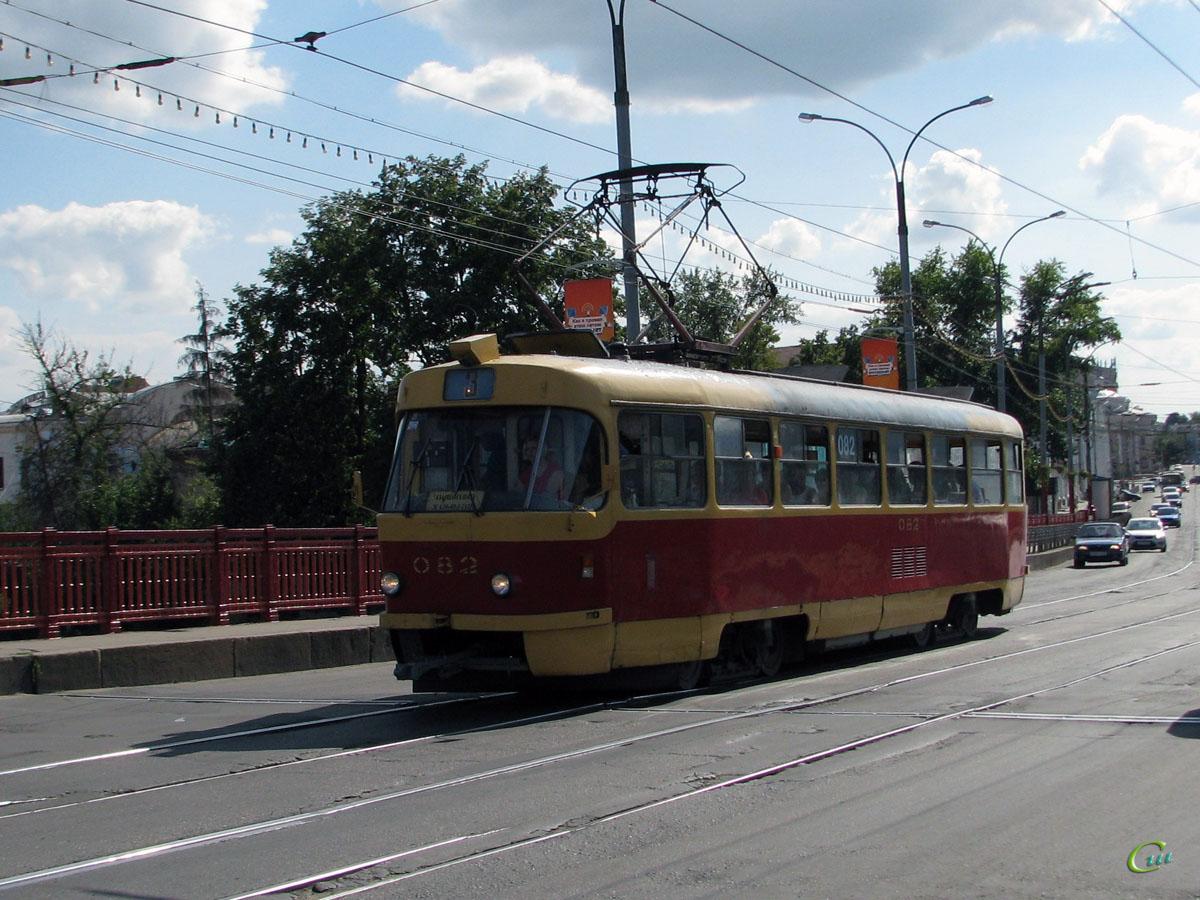 Орёл. Tatra T3SU №082