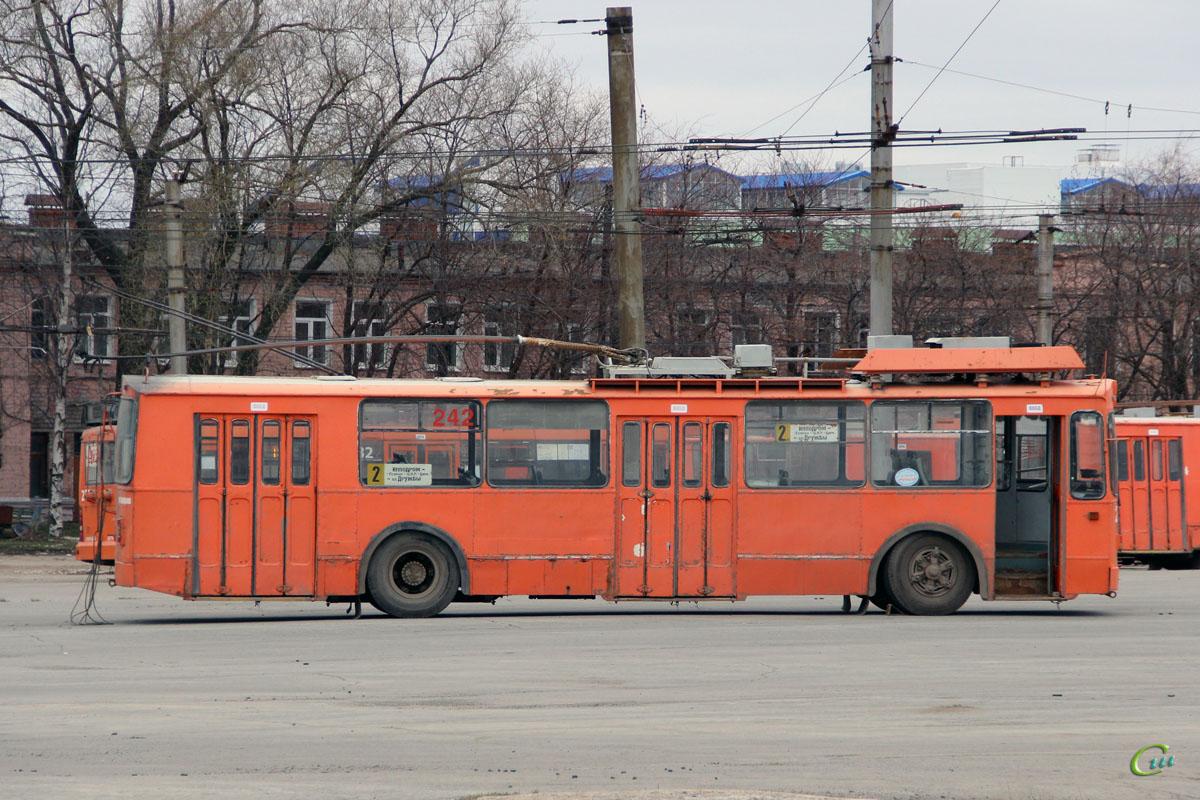 Пермь. ЗиУ-682 КР Иваново №242