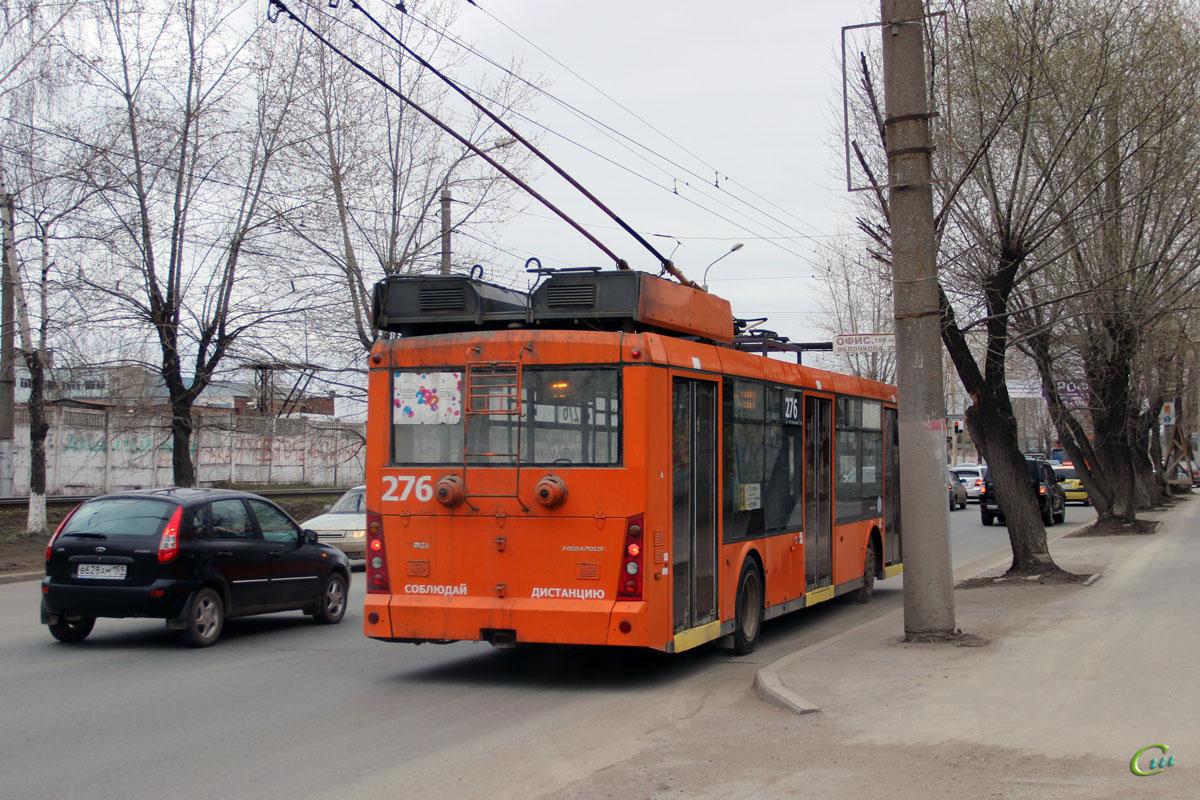 Пермь. ТролЗа-5265.00 Мегаполис №276