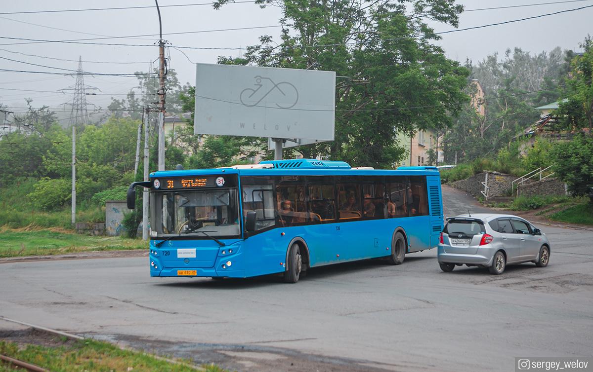 Владивосток. ЛиАЗ-5292.65 ав470