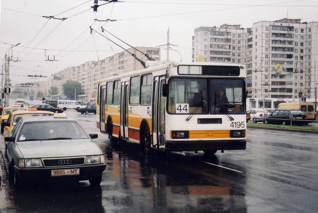 Минск. АКСМ-201 №4195