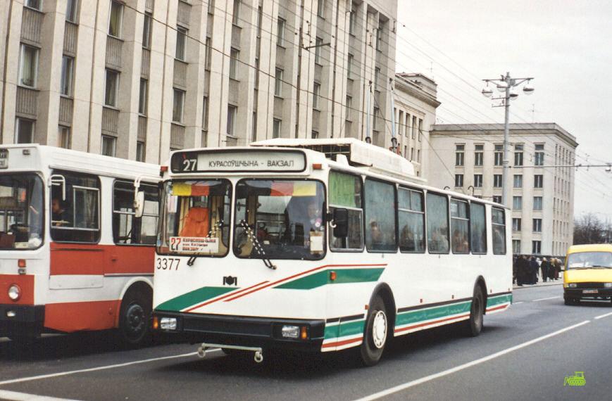 Минск. АКСМ-101ПС №3377