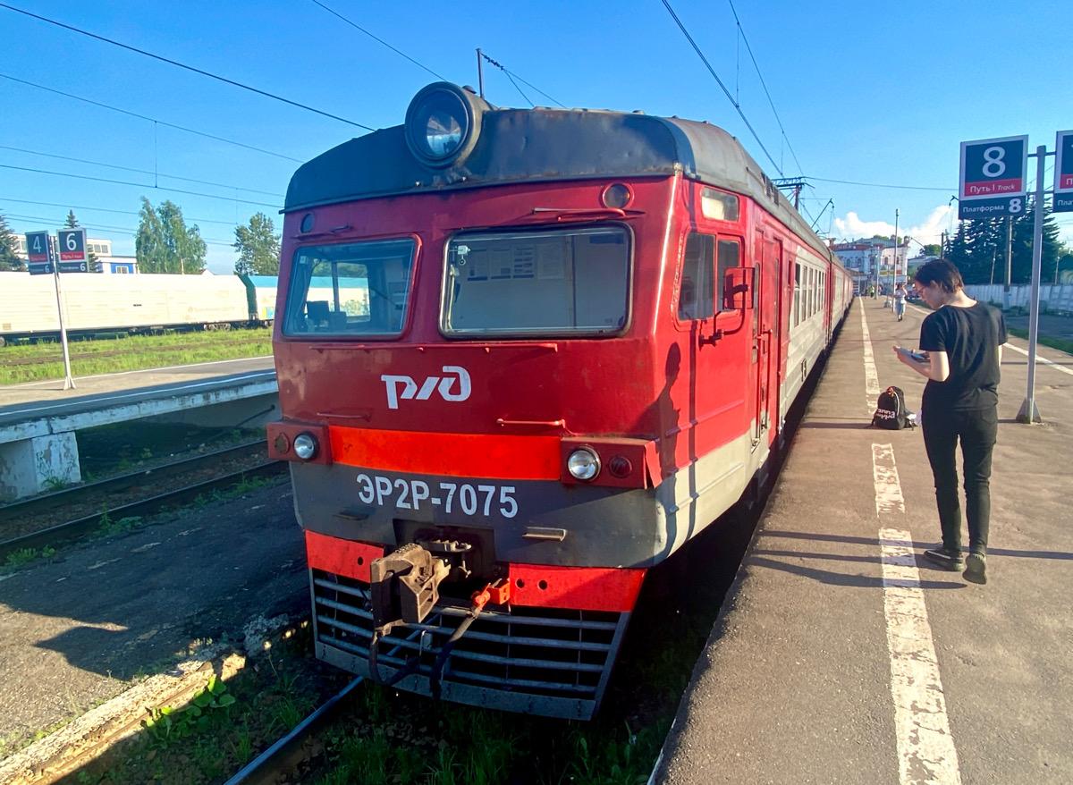 Калуга. ЭР2Р-7075