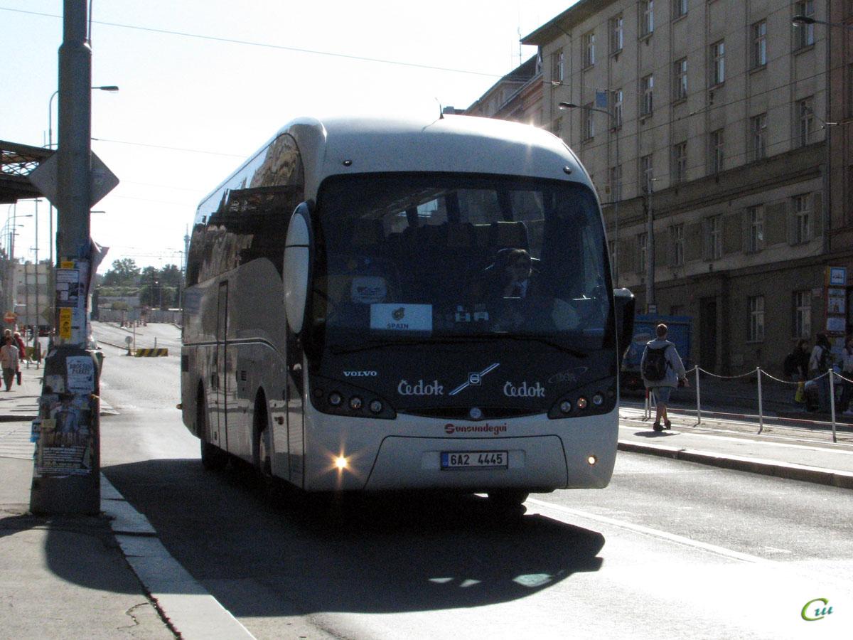 Прага. Sunsundegui Sideral 2000 6A2 4445