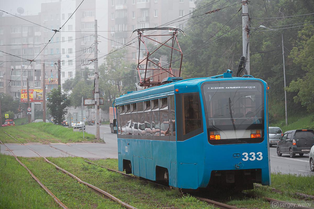 Владивосток. 71-619К (КТМ-19К) №333