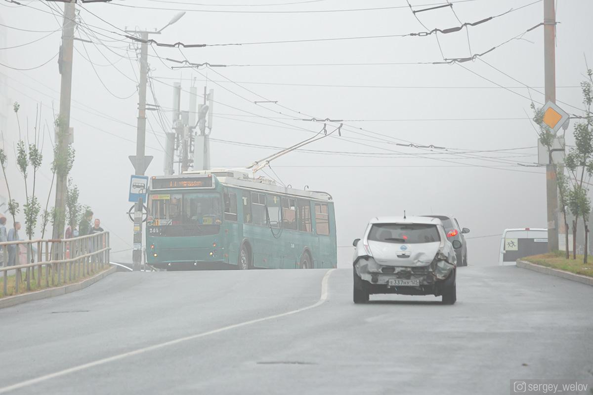 Владивосток. ЗиУ-682Г-016.02 (ЗиУ-682Г0М) №246