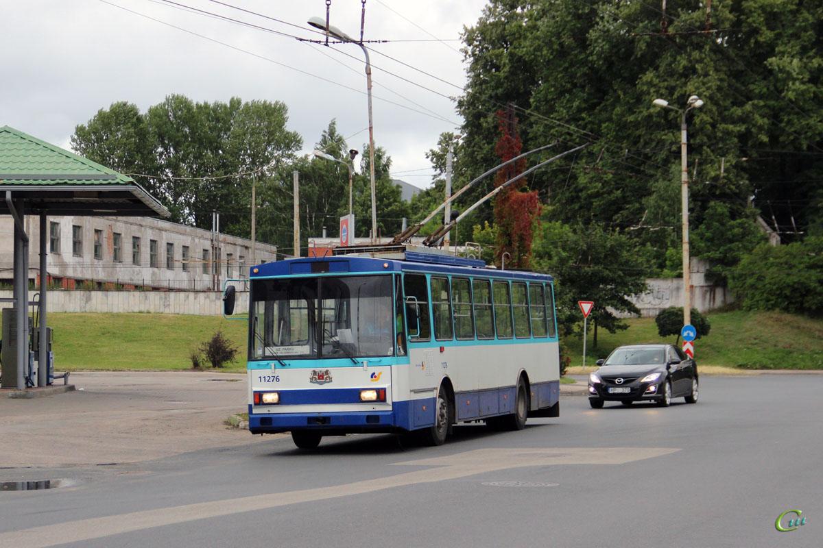 Рига. Škoda 14Tr13/6 №11276