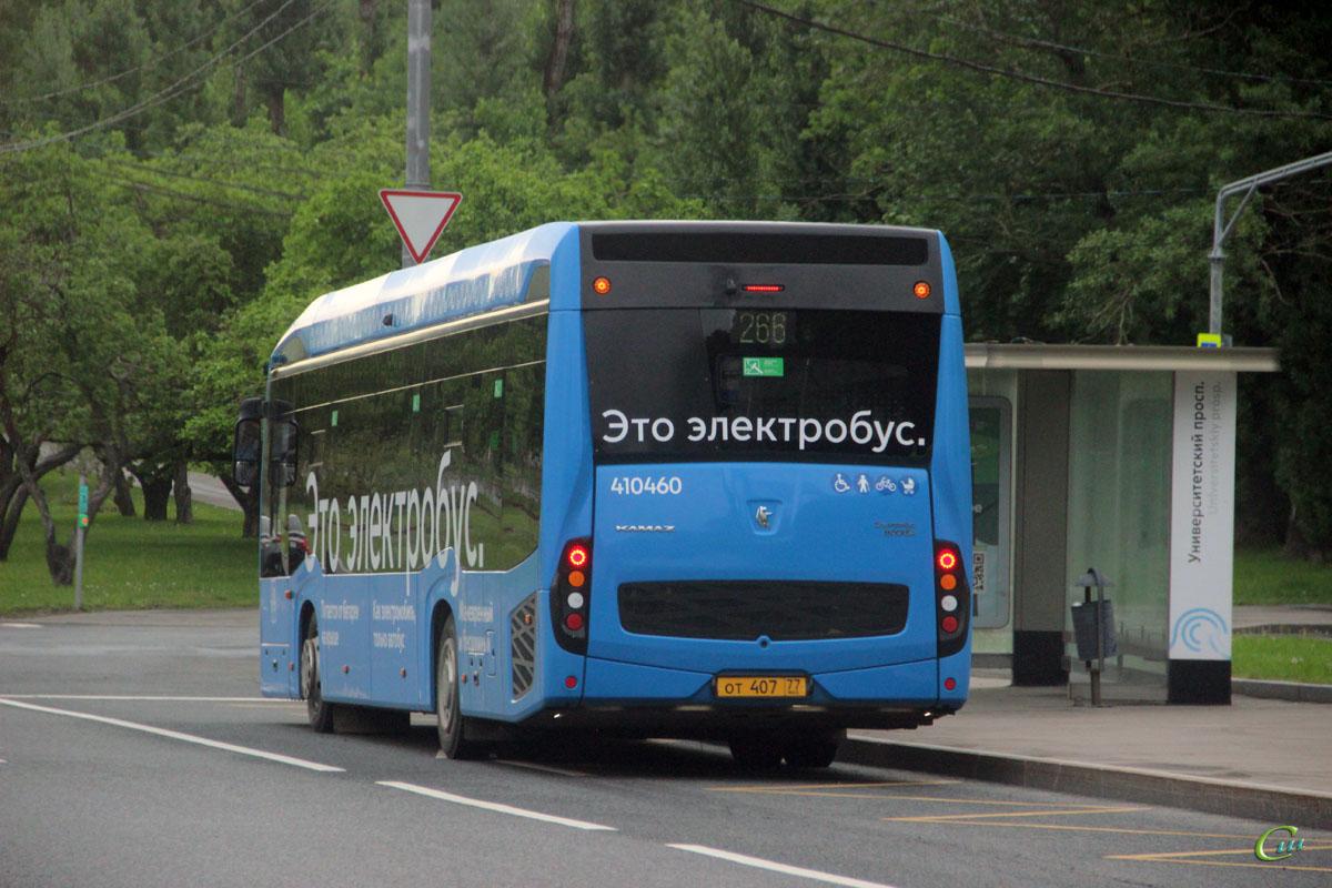 Москва. КамАЗ-6282 от407
