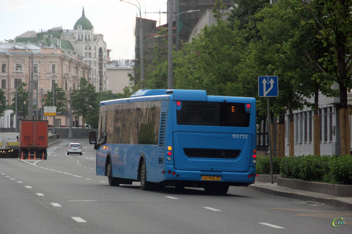 Москва. ЛиАЗ-5292.65 хх915