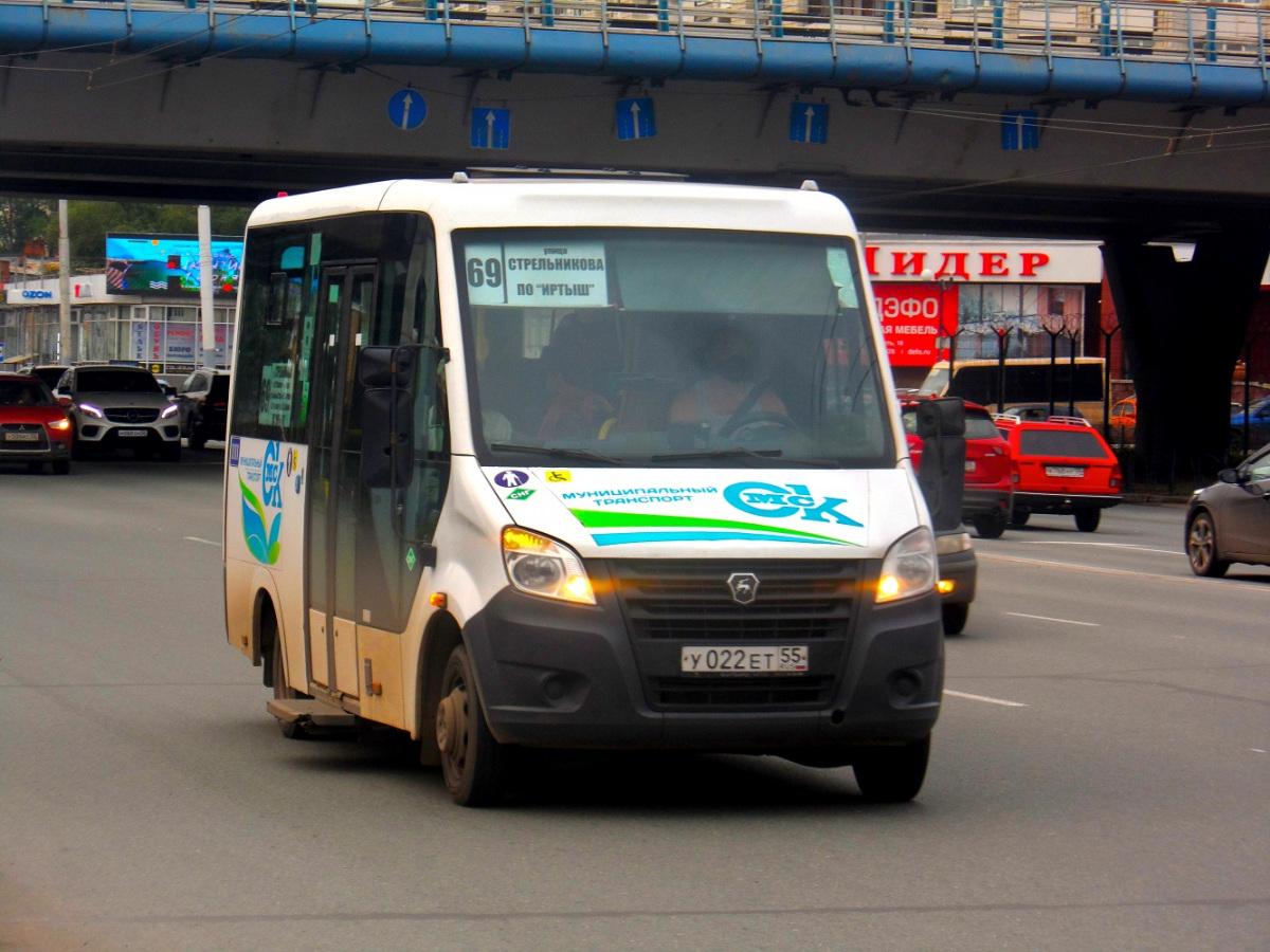 Омск. Луидор-2250DS (ГАЗель Next) у022ет