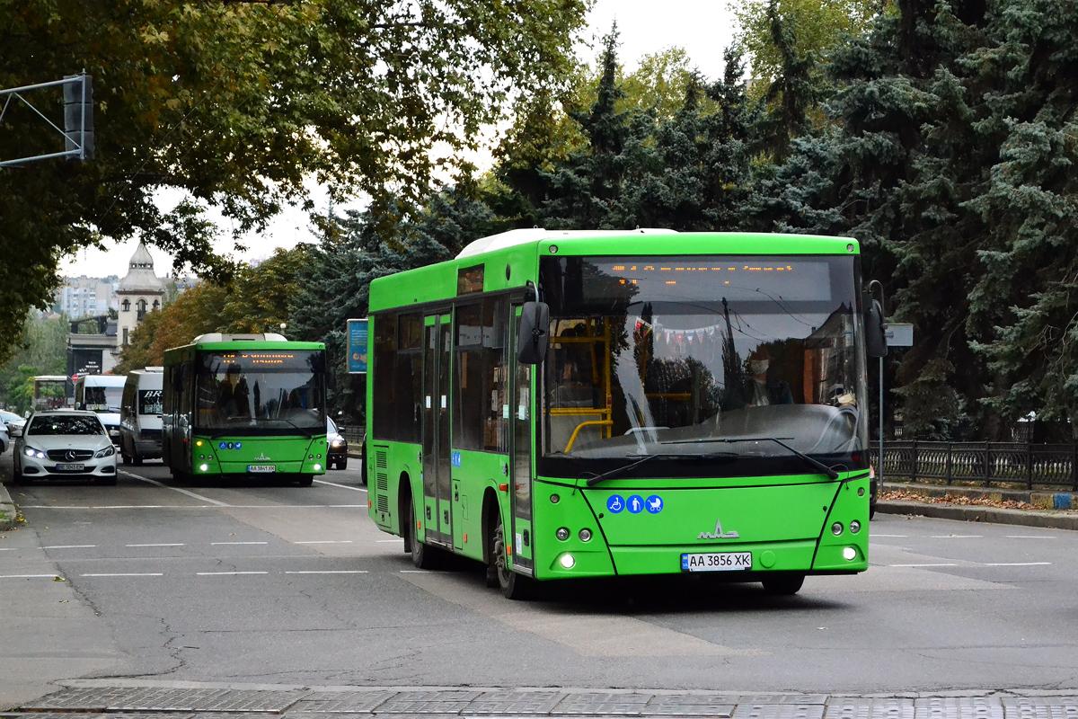 Николаев. МАЗ-206.086 AA3856XK