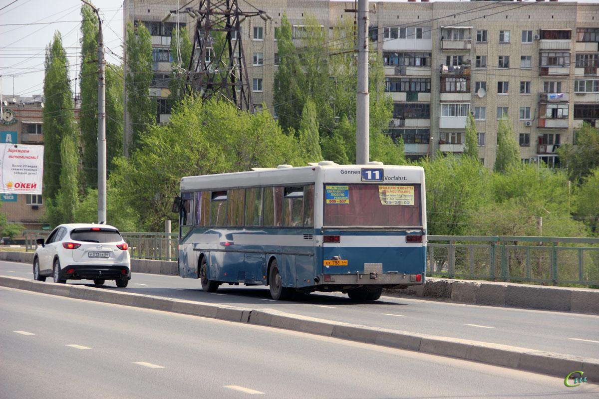 Саратов. Mercedes-Benz O405 ах788