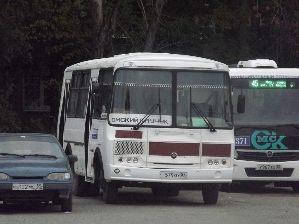 Омск. ПАЗ-32054 т579оу