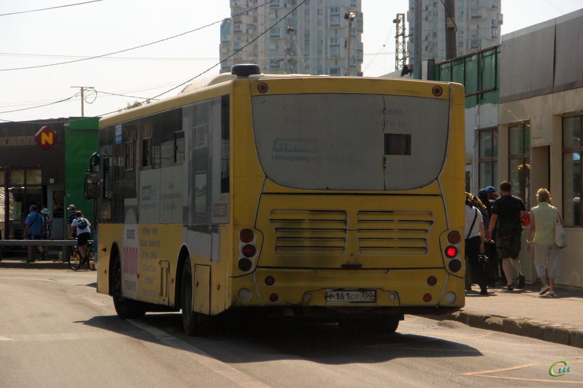 Москва. Volgabus-5270.0H р161ср