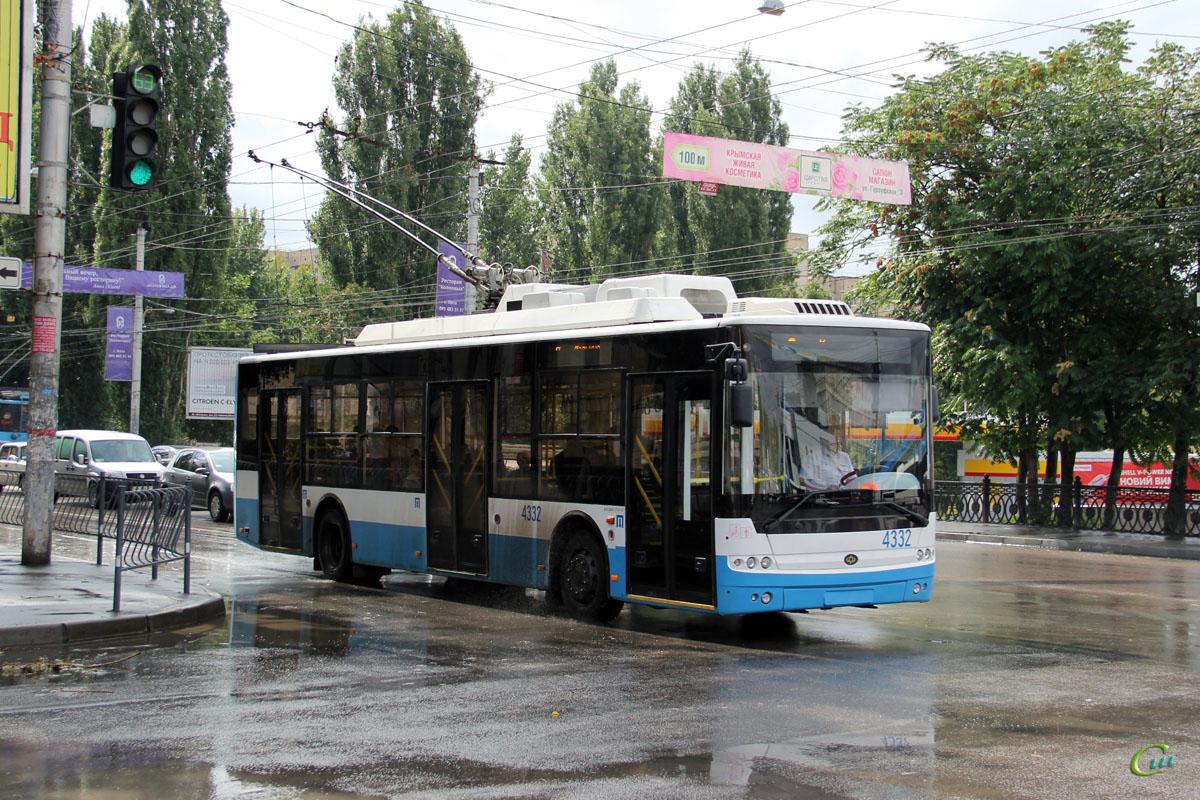 Симферополь. Богдан Т70110 №4332