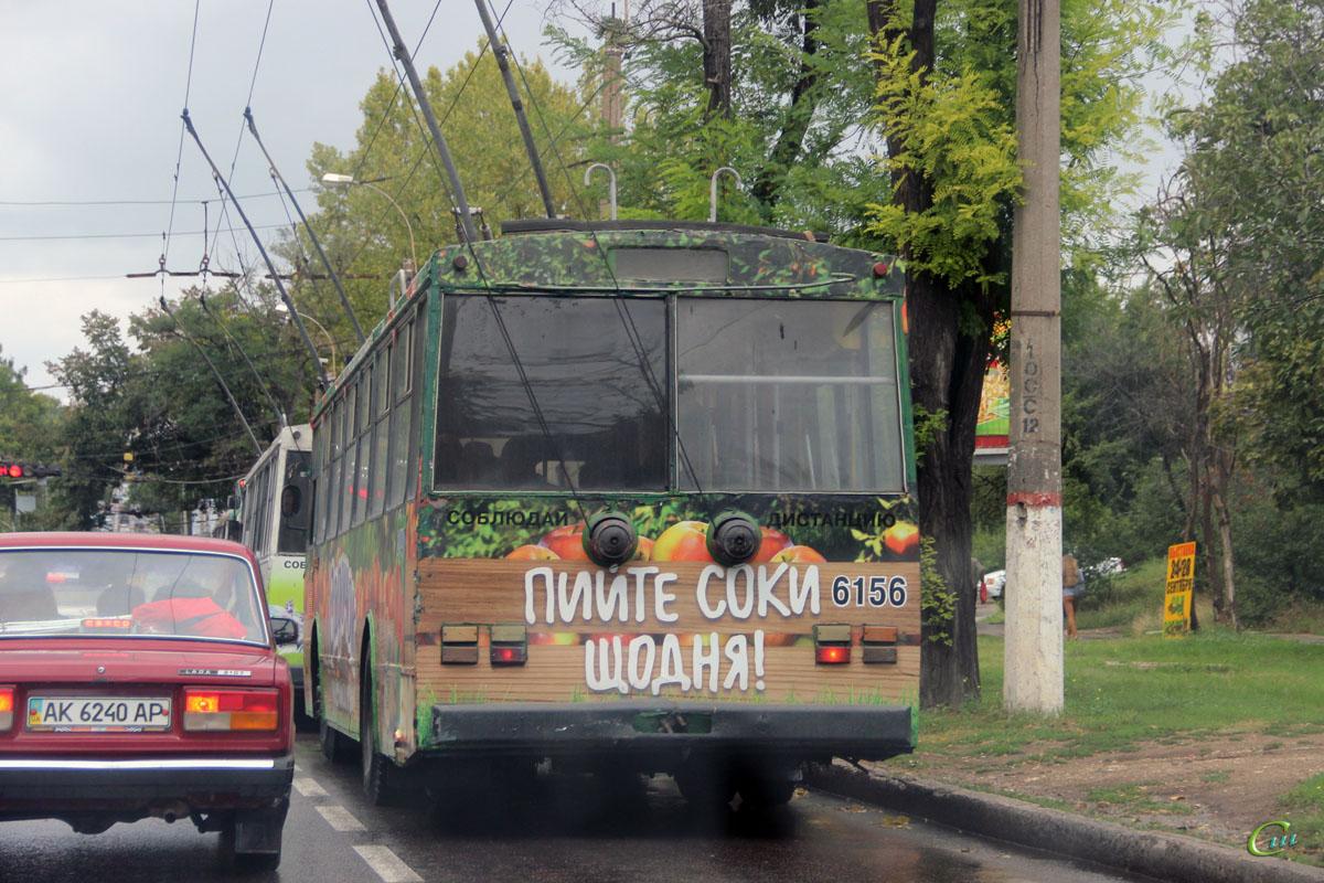 Симферополь. Škoda 14Tr11/6 №6156
