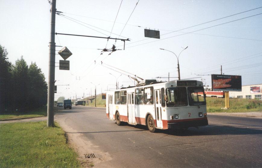 Ярославль. ЗиУ-682 (ВМЗ) №2