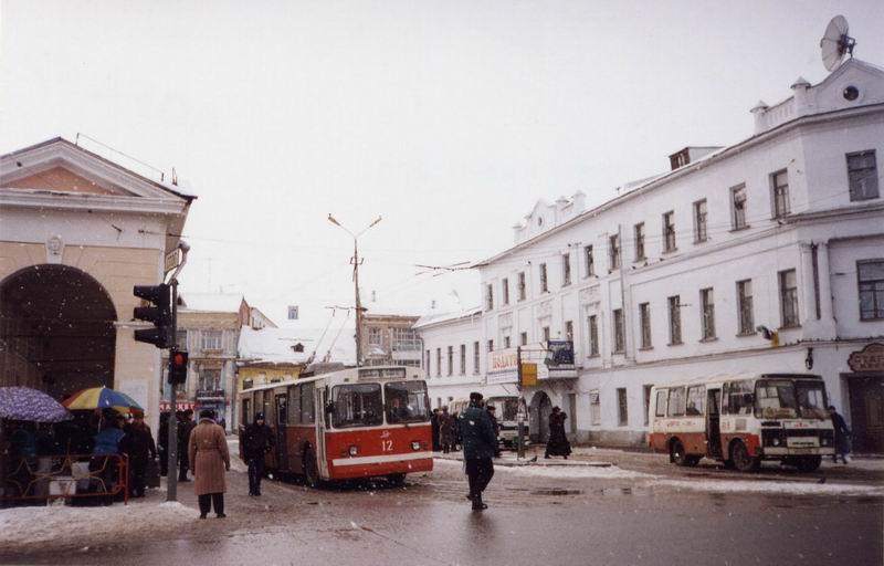 Ярославль. ЗиУ-682В-012 (ЗиУ-682В0А) №12