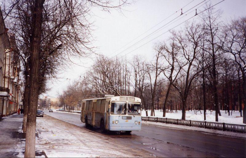 Ярославль. ЗиУ-682Г00 №34