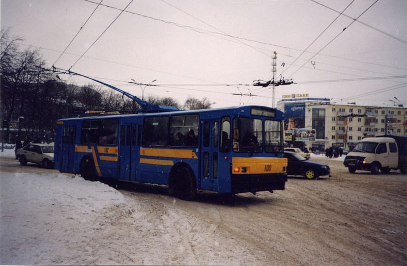 Ярославль. ЗиУ-682Г00 №100