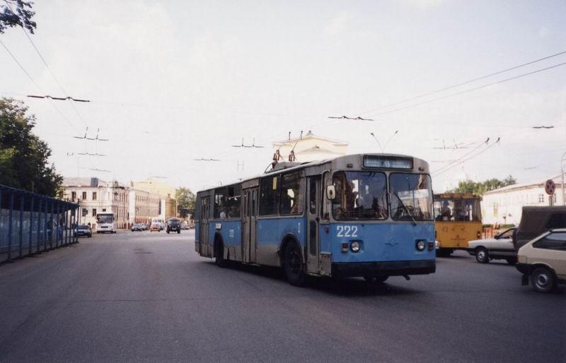 Ярославль. ЗиУ-682Г00 №42, ЗиУ-682Г00 №222