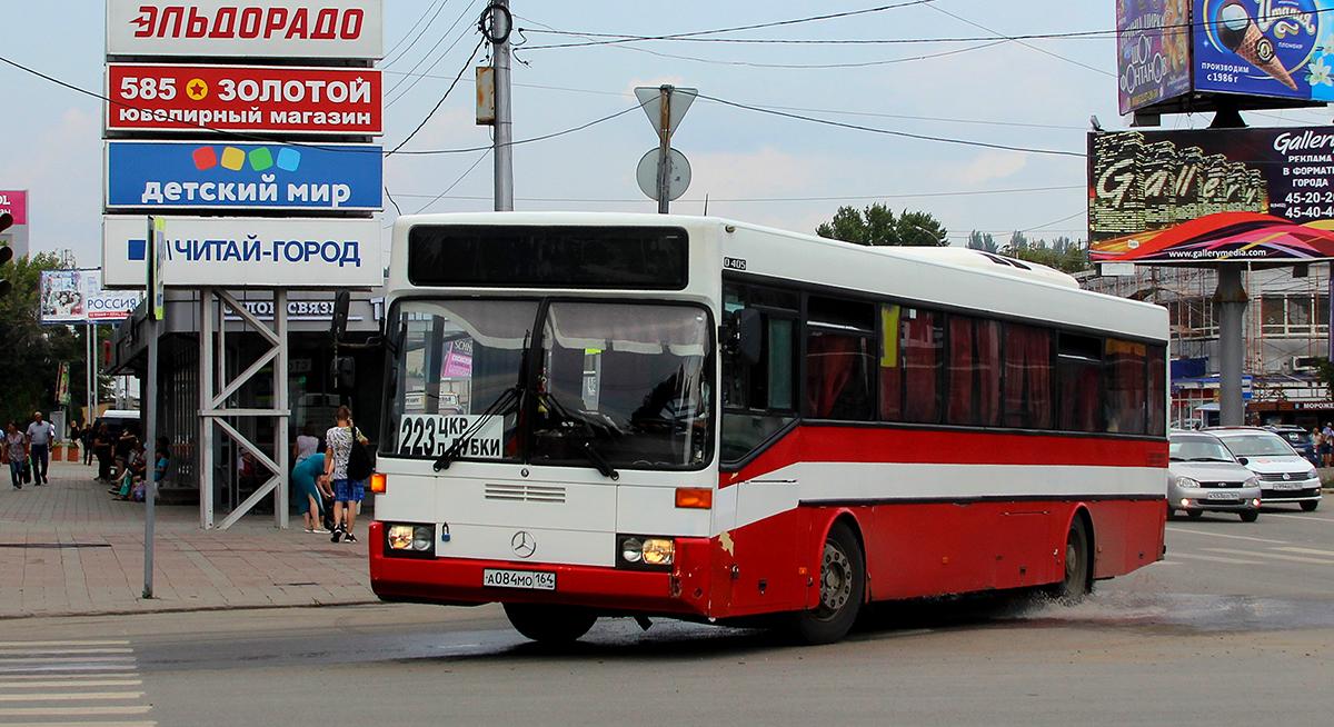 Саратов. Mercedes-Benz O405 а084мо