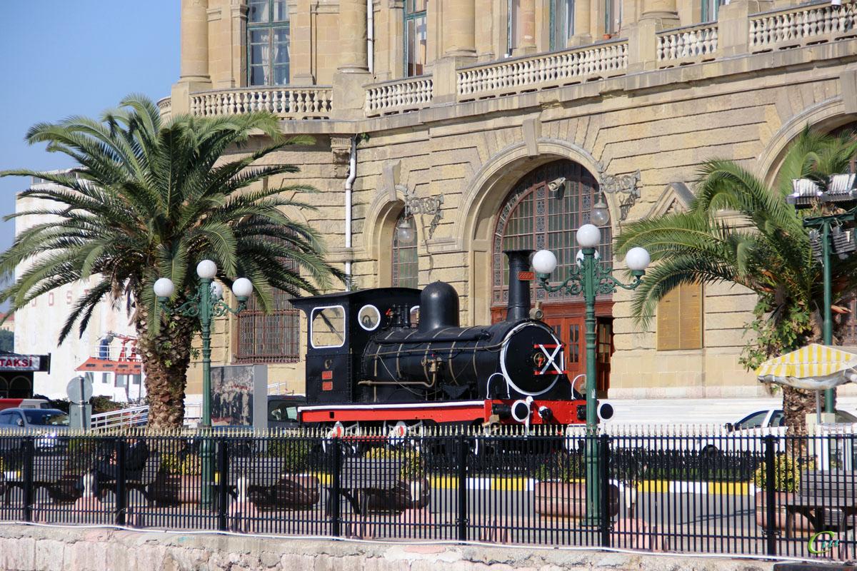 Стамбул. (локомотив - модель неизвестна)-23004