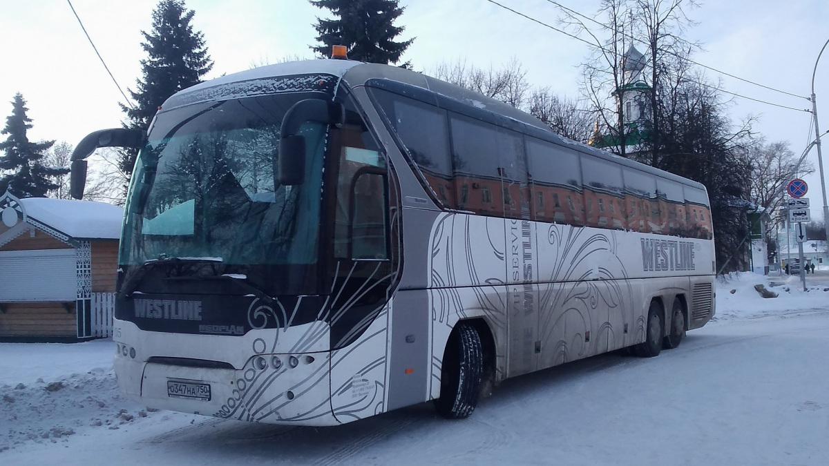 Вологда. Neoplan N2216/3SHDL Tourliner о347на