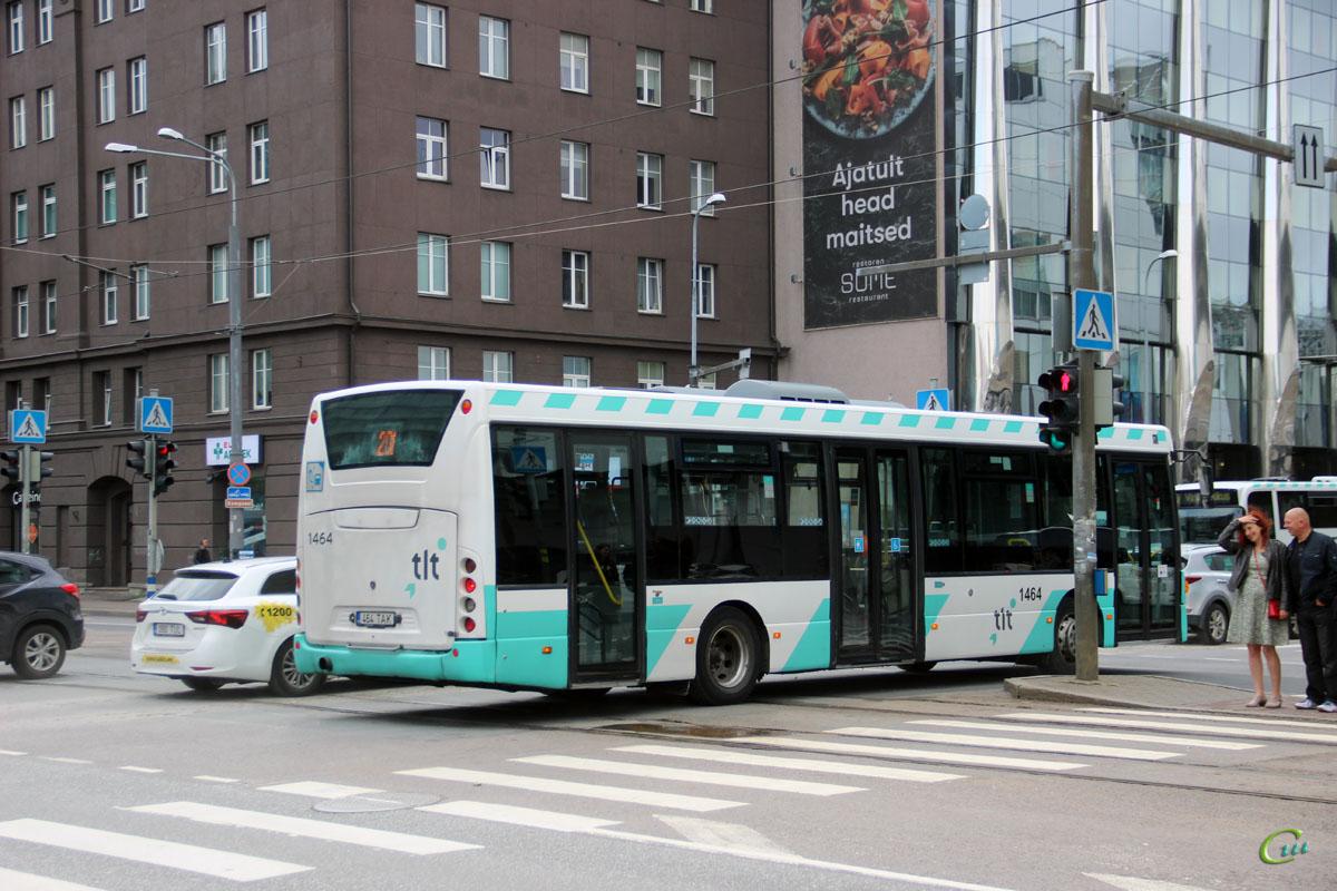 Таллин. Scania OmniLink CK270UB 464 TAK