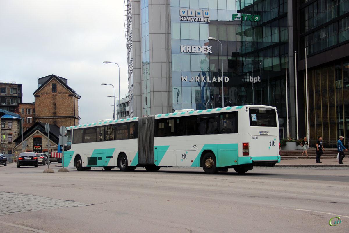 Таллин. Volvo 8500 (Säffle 8500) 060 TAK
