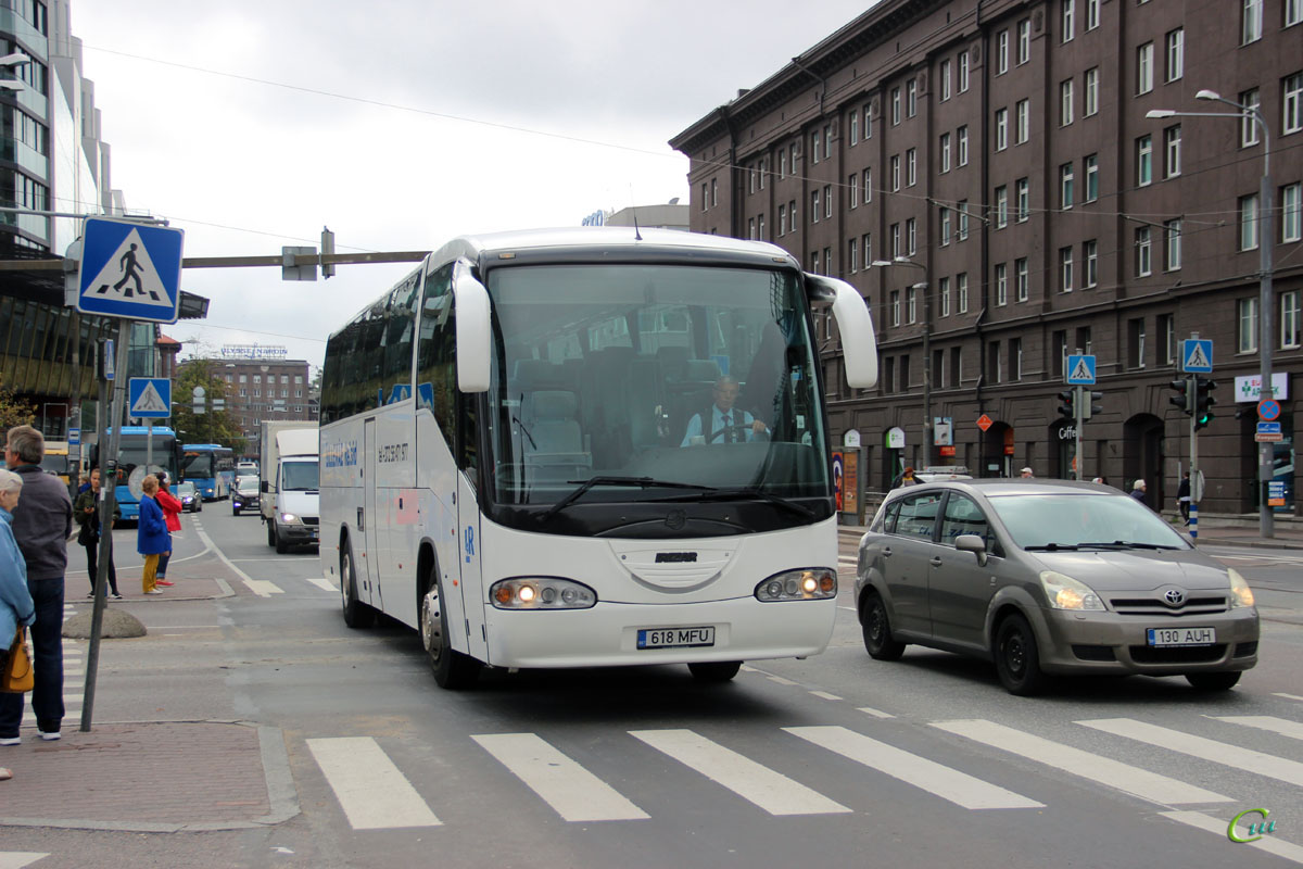 Таллин. Irizar Century II 618 MFU