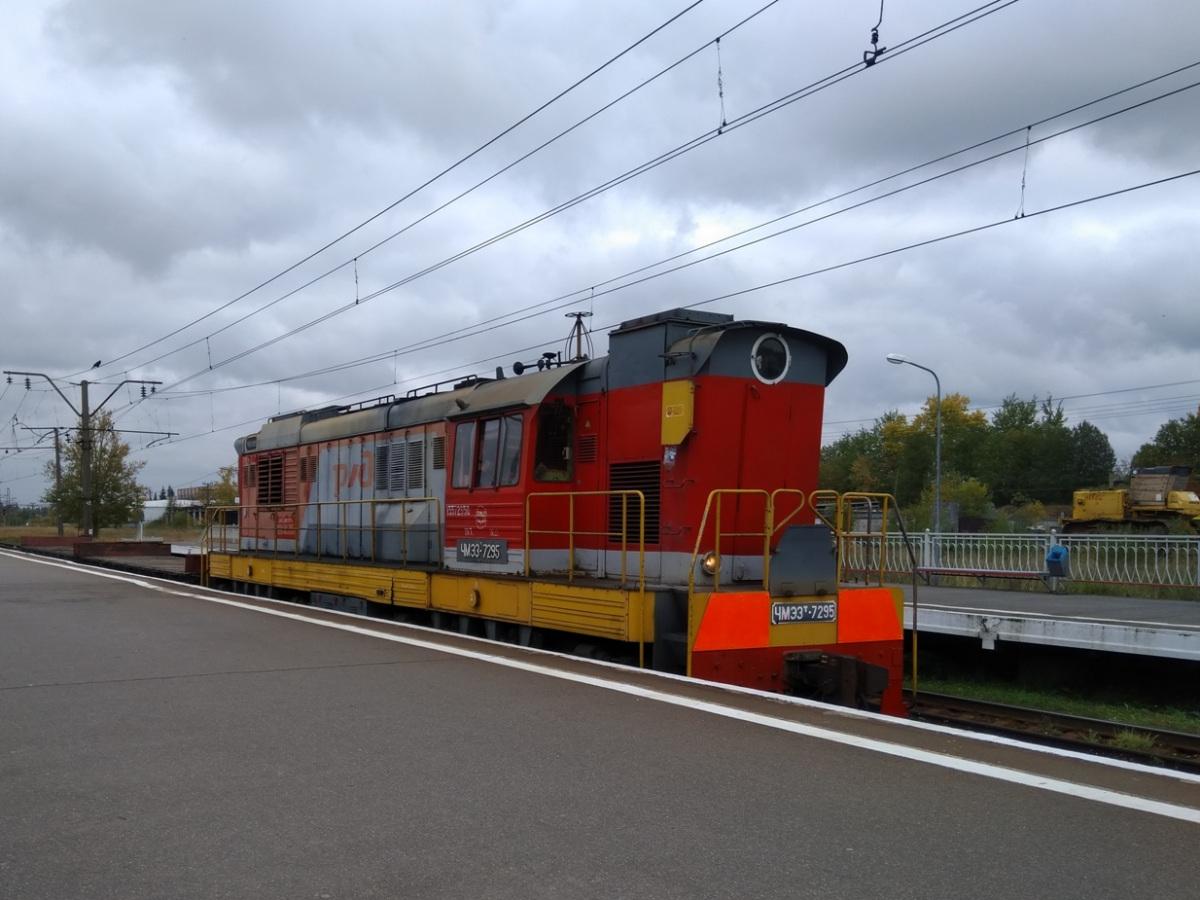 Санкт-Петербург. ЧМЭ3т-7295