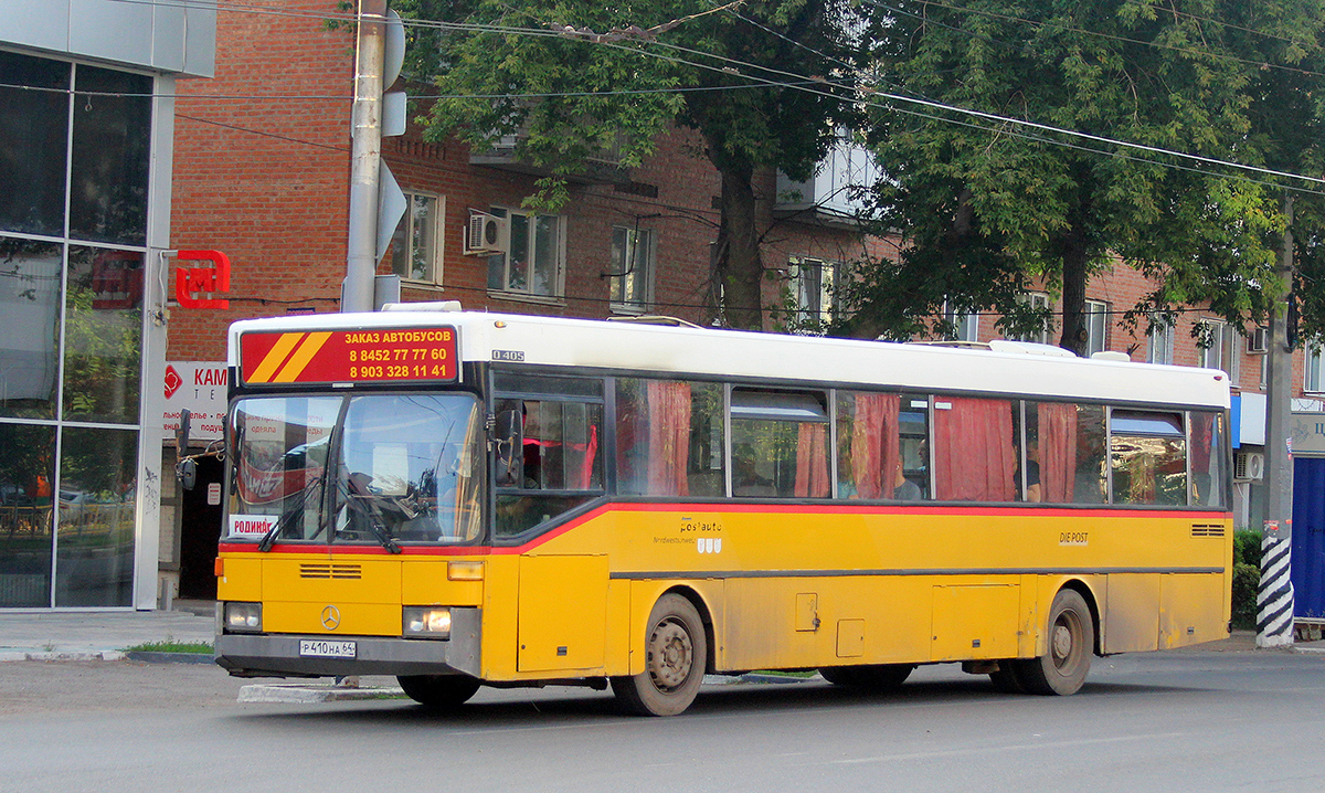 Энгельс. Mercedes-Benz O405 р410на