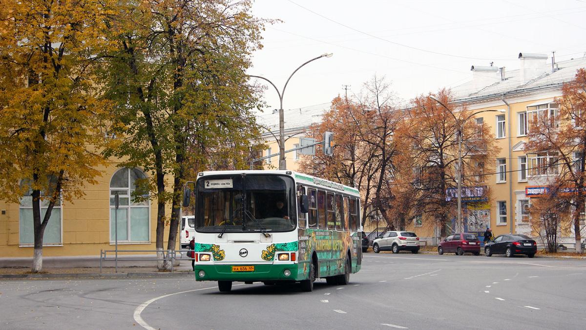 Каменск-Уральский. ЛиАЗ-5256.45 ка656