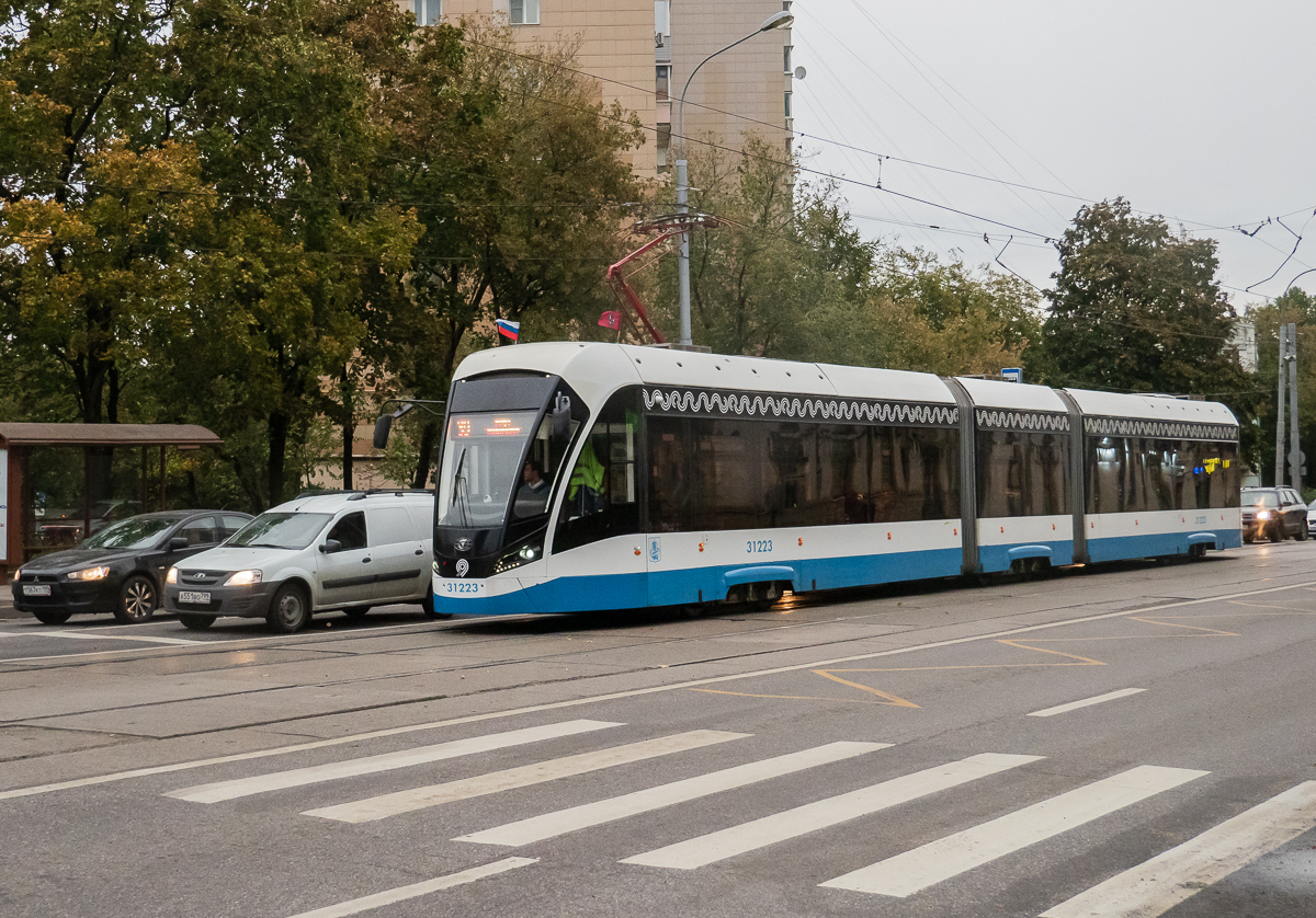 Москва. 71-931М Витязь-М №31223