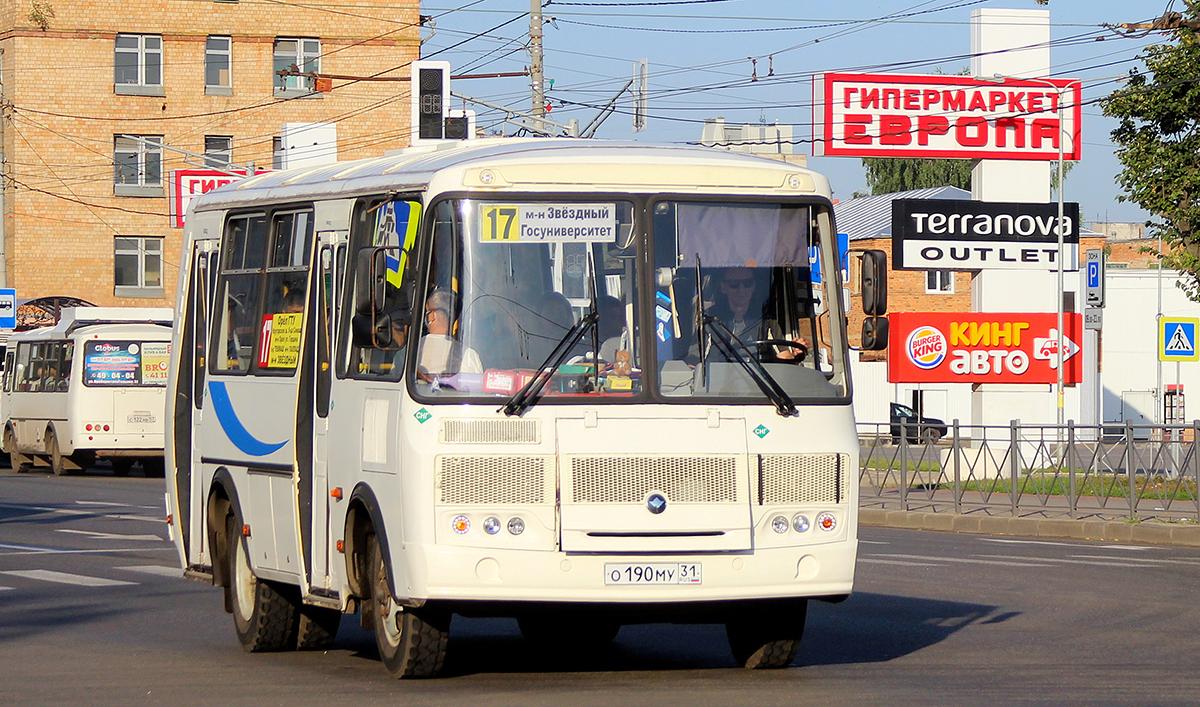 Орёл. ПАЗ-32054 о190му