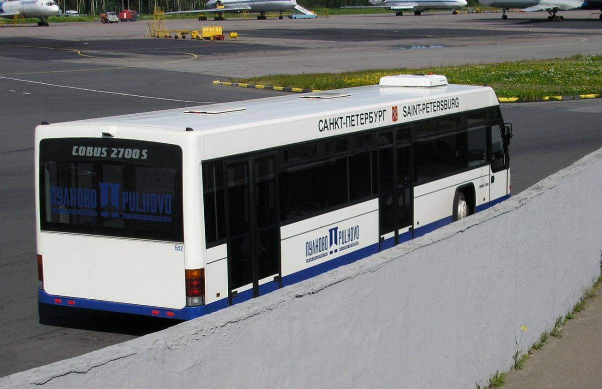 Санкт-Петербург. Cobus 2700S №552