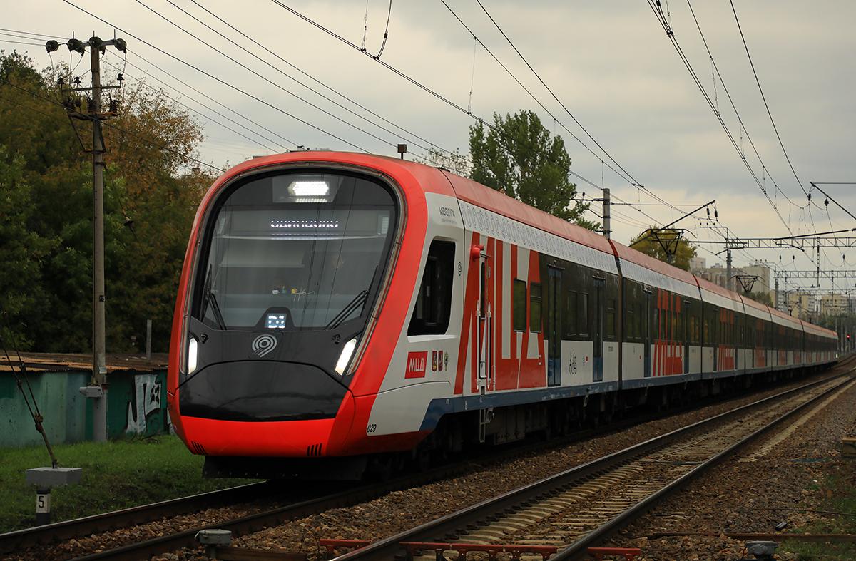 Москва. ЭГ2Тв-029 Иволга