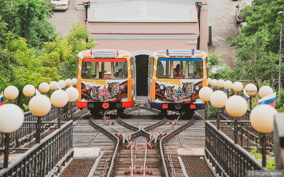 Владивосток. ЛВРЗ-1 № 2, ЛВРЗ-1 № 1