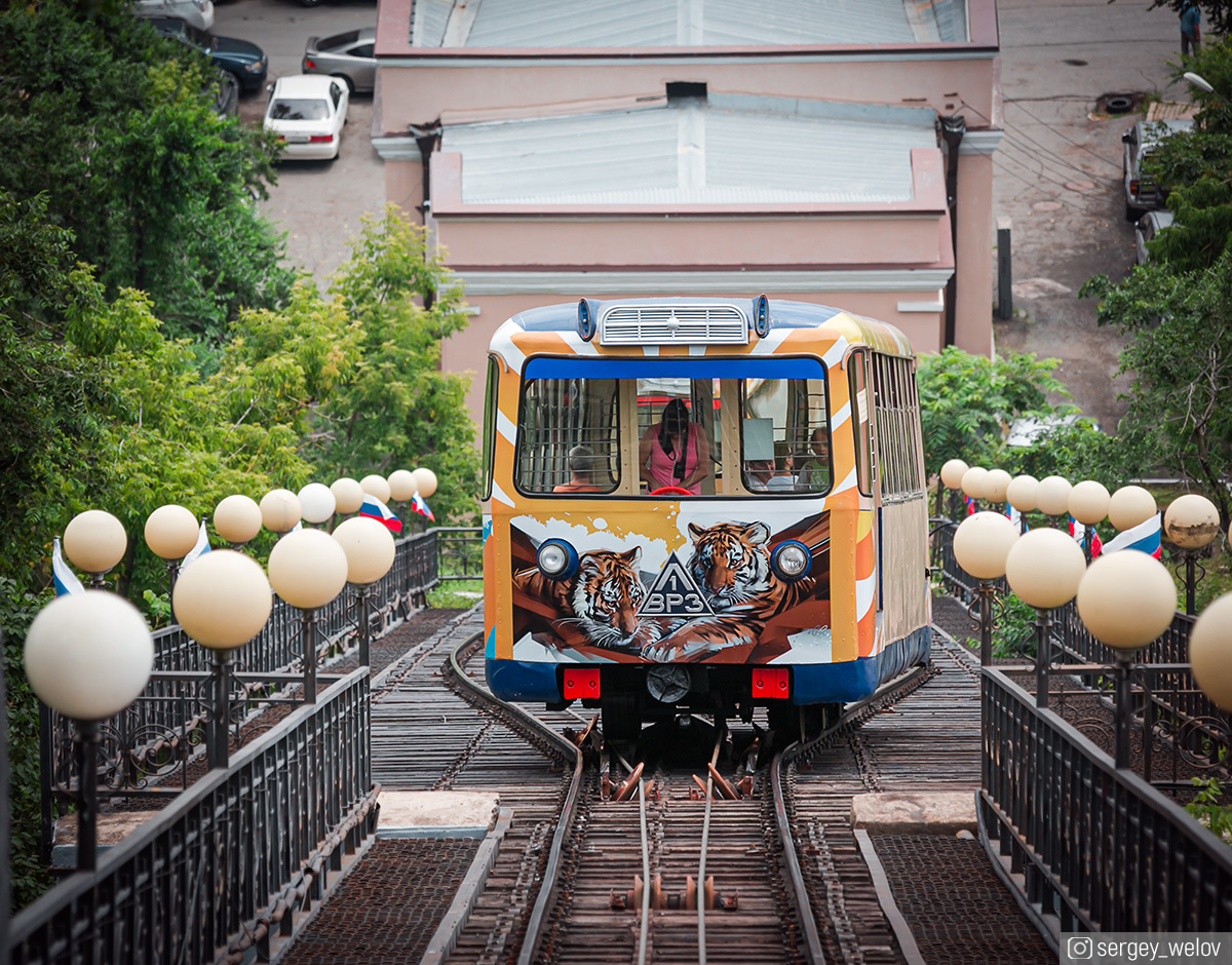 Владивосток. ЛВРЗ-1 № 1