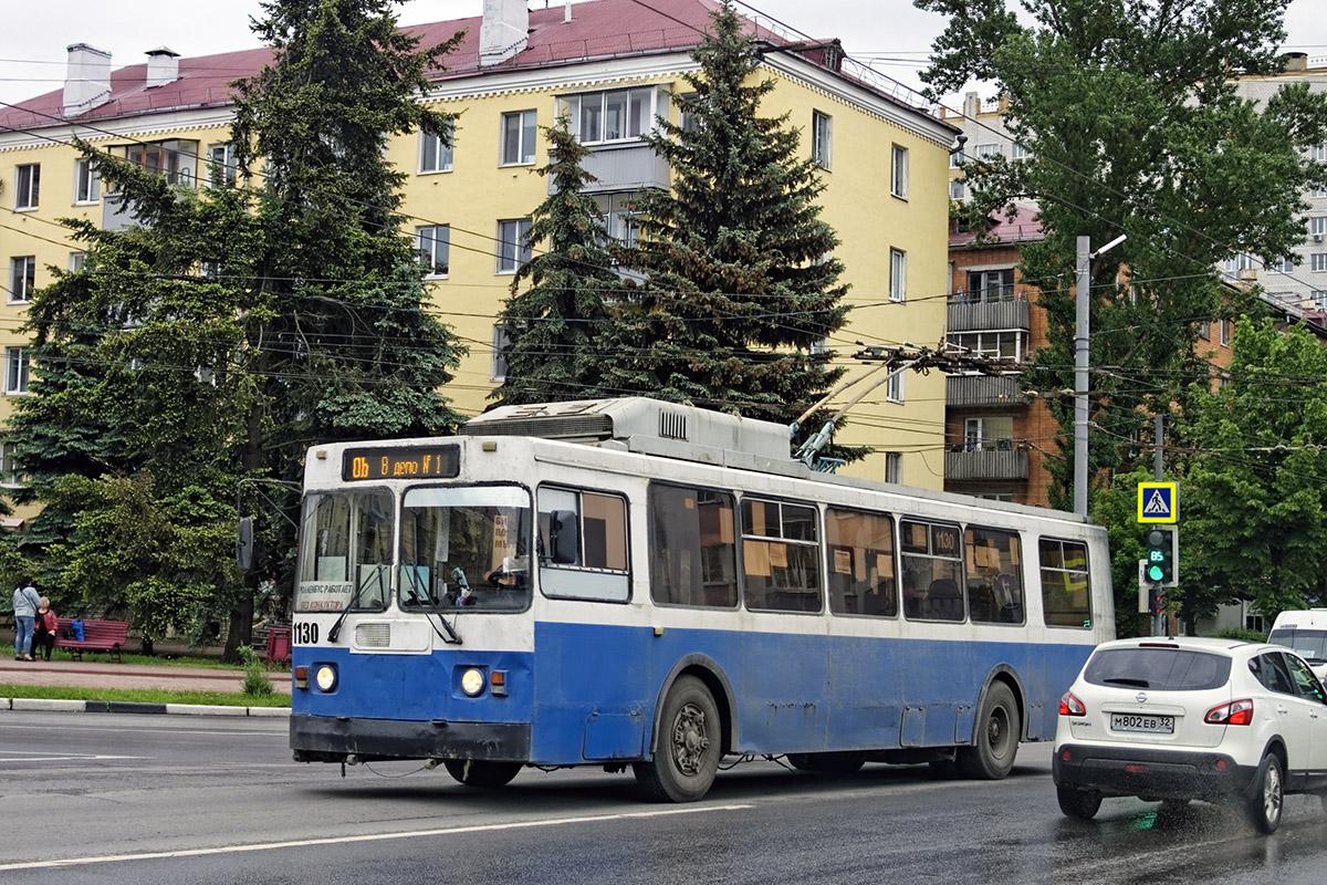 Брянск. ЗиУ-682ГМ №1130