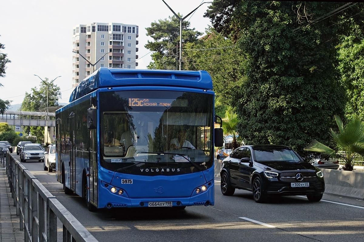 Сочи. Volgabus-5270.G2 о664ху