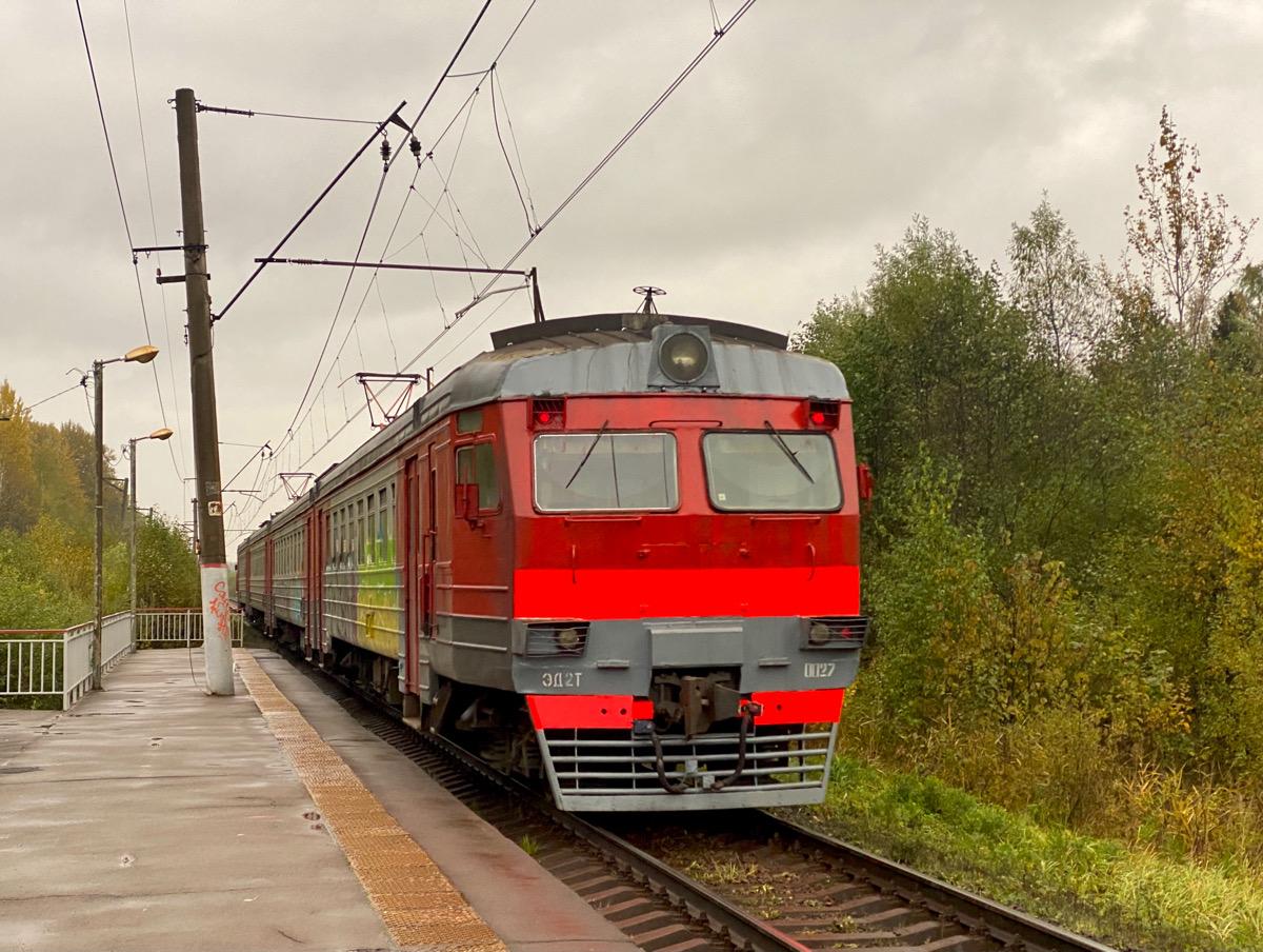 Московская область. ЭД2Т-0027