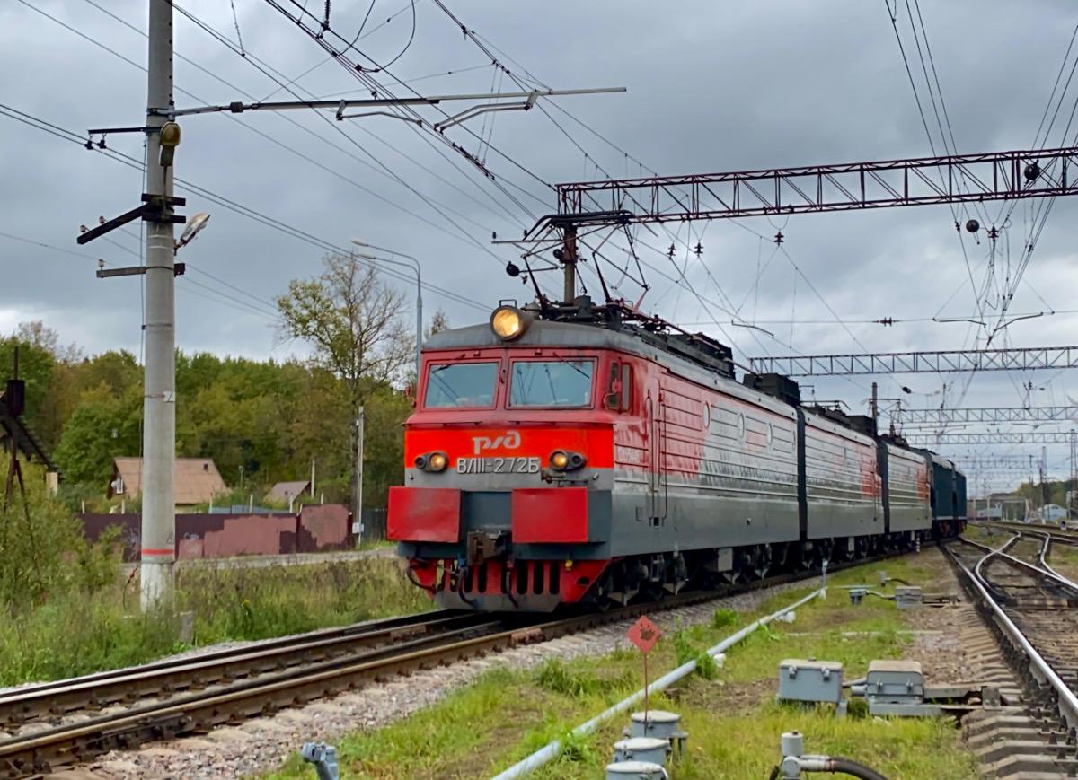 Московская область. ВЛ11-272