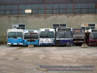 Ростов-на-Дону. Scania CN112CL н485кс, Scania CR112 т184ех, Scania CR112 т183ех, Ajokki City (Scania K112CL) т363ех
